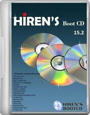 Hiren's BootCD version 15.2. Repair Boot Disc Recovery - 100's of Utilities