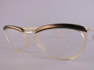 Vintage Amor Gold Filled Eyeglasses Frames Made in France