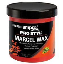Ampro Pro-Styl Marcel Wax, 12 oz (Pack of 4)