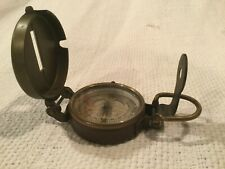 Vintage U.S. 12-50 Manufactured By Marine Compass Co. Pembroke Mass.