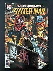 MILES MORALES: SPIDER-MAN #15A MARVEL COMICS 2020 NM+