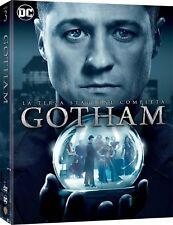 GOTHAM - STAGIONE 3 (6 DVD) COFANETTO UNICO, NUOVO, ITALIANO