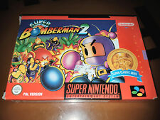 ## SNES / Super Nintendo - Super Bomberman 2 - Original / TOP ##