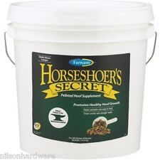 Horseshoer´s Secret 11# Pail Equine Horse Feed Hoof Supplement 13304