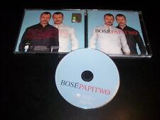Bosé – Papitwo CD WEA