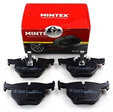 MINTEX REAR AXLE BRAKE PADS FOR BMW 3 X1 MDB2717 (REAL IMAGE OF PART)