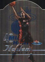 2003-04 Fleer Mystique Die Cut #91 Udonis Haslem /600 - NM-MT