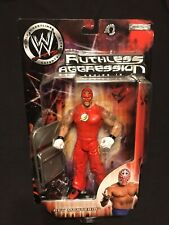 Vintage 2004 Ruthless Aggression Rey Mysterio Wrestling Action Figure WWE WWF