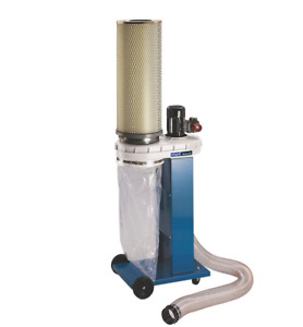 Scheppach Woova 3.0 1000m3/HR Dust Extractor with Fine Filter Cartridge - 230v