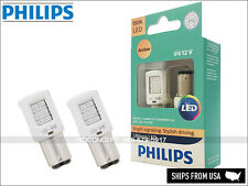 1157 PHILIPS ULTINON Turn Signal LED Bulbs AMBER 1157AULAX2 (Pack of 2)