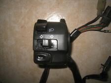 ZZR 600 E ZX600E Schalteinheit Lenkerschalter Schalter links switch handle bar