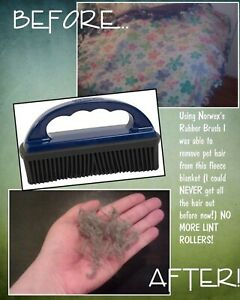Norwex Rubber Brush BRAND NEW Many uses!
