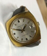 1970's Eterna-Matic 1000 Concept 80 Automatic 17j GP Men's Watch Running