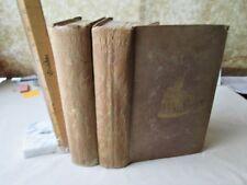 2 Vols.DON QUIXOTE De La MANCHA,1842,Miguel DeCervantes Saavedra,Illustrated