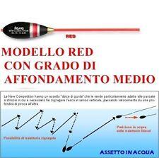 SPECIALE TROTA LAGHETTO FASSA BOMBARDA NEW COMPETITION RED  gr 12 affond. 3,50