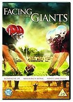 FACING THE GIANTS * JAMES BLACKWELL * NEW DVD *
