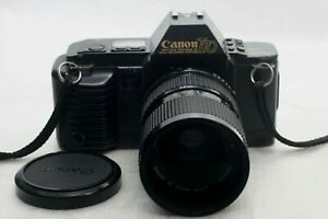 Canon T70 film Camera w/ FD 35-70mm f4 Zoom lens *Excellent*