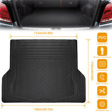 US Trunk Cargo Rear Floor Mats for SUV Van Truck All Weather Rubber Auto Liners