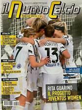 Rivista Il Nuovo Calcio n 339 Maggio 2021 Rita Guarino Progetto Juventus Women