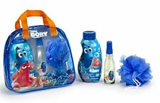 Cartoon Buscando a Dory acqua di Colonia Bagnoschiuma spugna e Neceser - 4 pez