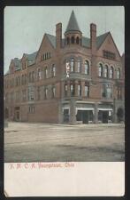 POSTCARD~YOUNGSTOWN OHIO OH~Y.M.C.A.& W.K.B.N. BROADCASTING~1926