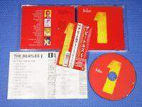 The Beatles 1, JAPAN CD OBI_TOCP-65600