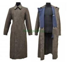 Soviet Coat Army USSR Shinel Military Jacket Russian Soldier's overcoat Winter
