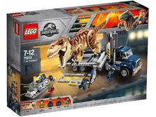 LEGO 75933 T-Rex Transport Jurassic World
