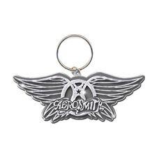 Aerosmith Ailes crête bande logo métal Keychain officielle