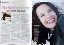 Mag 2008: Interview HELENE GRIMAUD