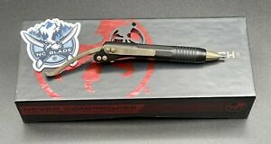 Microtech Siphon Pen II Stainless Steel Black Bronze Apocalyptic 401-SS-BKBZAP