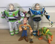 Toy Story Bundle Buzz Lightyear, The Fly And Woody . Disney Mattel Pixar