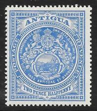 Antigua 1908-17 2½d Ultramarine SG 46 (Mint)