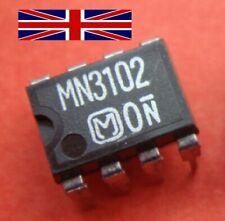 MN3102 Dip-8 Integrated Circuit From Matsushita-panasonic