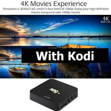 Kodi Installed RK3229 Quad Core 4K TV Box Android 6.0 WiFi Media 3D Movies 8GB