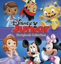 Disney Junior Storybook Collection by Disney Book Group Staff (2014, Hardcover)