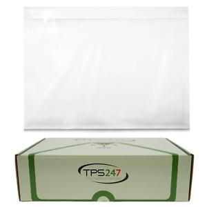 Lieferscheintaschen - Dokumenttaschen DIN C5 (für A5) transparent selbstklebend