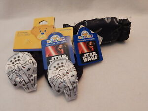 NEW Build A Bear Accessories Star Wars Sleeping Bag & Slippers NWT