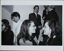 Martha Luthrell (Actress), Chana Ben-Dov (Producer) ORIGINAL PHOTO HOLLYWOOD