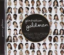 Generation Goldman (2012) M. Pokora & Tal, Leslie & Ivyrise, Collégiale, .. [CD]