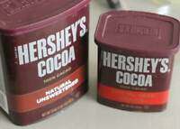 HERSHEY'S Cocoa 100% Natural Unsweetened Powder 23 oz or Special DARK Cocoa 8 oz