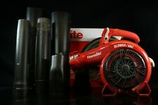 Homelite Gas Handheld Leaf Blower Vacuum Mulcher 150 MPH 400 CFM 26cc