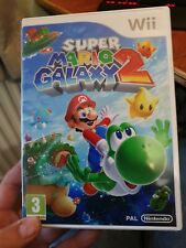 Super Mario Galaxy 2 (Wii, 2010)