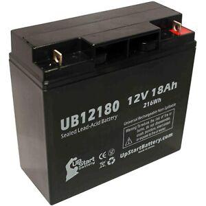 12V 18Ah Sealed Lead Acid Battery For GS PORTALAC PX12170 UB12180