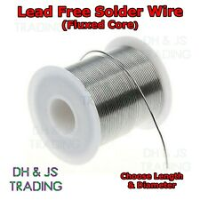 Lead Free Solder Wire Fluxed Core General Purpose Plumbing Flux Soldering