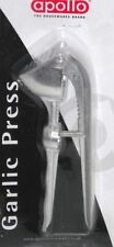 Quality GARLIC CRUSHER Squeezer Press with Nut Cracker Cherry Pitter,NEW