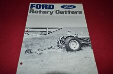 Ford Tractor Rotary Cutter Dealer's Brochure LCPA2