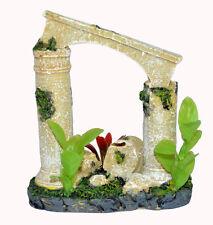 1x aquariumdeko aquariumsäulenruine ACQUARIO colonne rovine säulenruine MOOS