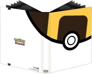 NEW - Pokemon Pro Binder Ultra Ball - Yellow