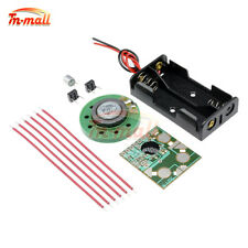 Electronic Voice Recording Digital Chip Recorder IC Module Music Card DIY Kit